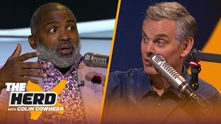 Video 'I feel bad' for KD, talks Raptors defense & Zion Williamson — Cuttino Mobley | NBA | THE HERD MP3, 3GP, MP4, WEBM, AVI, FLV September 2019