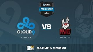 Cloud9 vs. Misfits - ESL Pro League S5 - de_cache [flife, sleepsomewhile]