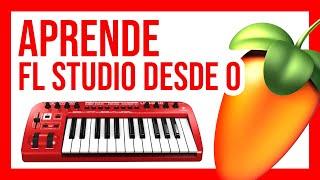 Download Lagu Cómo hacer música electrónica con Fl Studio - Tutorial (Desde 0) Mp3