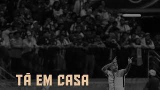 Mais uma vez o lateral Guilherme Arana balançou a rede do Allianz Parque...