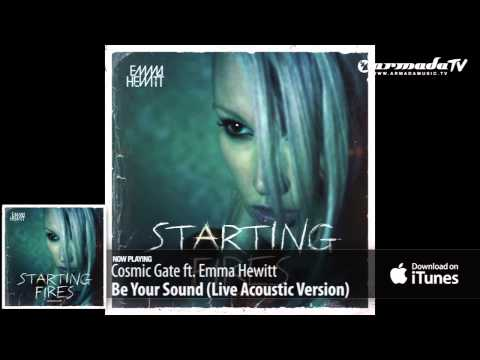 Pre-order Now: Emma Hewitt - Starting Fires (Live Acoustic EP)