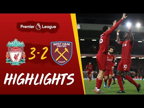 Highlights: Mane decides a dramatic game at Anfield | Liverpool 3-2 West Ham