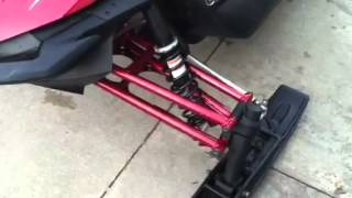 1. 2009 Yamaha Apex LTX