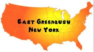 East Greenbush (NY) United States  City new picture : How to Say or Pronounce USA Cities — East Greenbush, New York