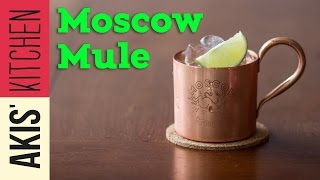 Moscow Mule - Drinks Lab | Akis Kitchen by Akis Kitchen