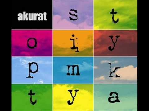 Tekst piosenki Akurat - Nie same dźwięki złe po polsku