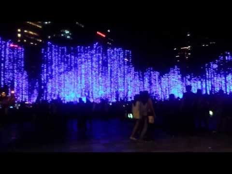 ayala triangle christmas light show 2012 schedule
