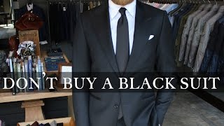 Video Don't Buy a Black Suit MP3, 3GP, MP4, WEBM, AVI, FLV Desember 2018
