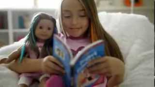 Lauren and Amy star in this commercial for American Girl!