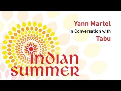 Yann Martel im Gespräch mit Tabu