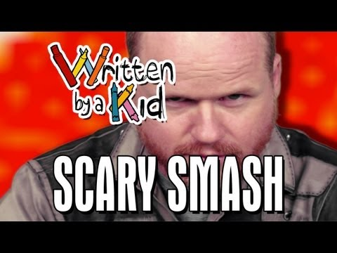 Scary Smash A Short Film Written by a Boy