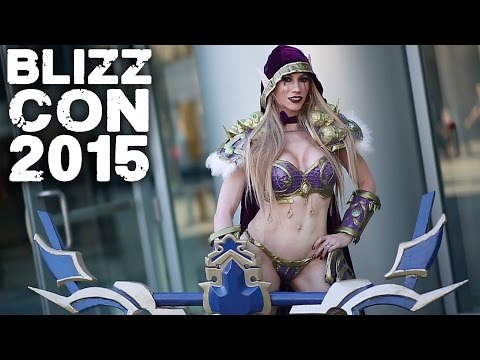 A Cosplay Music Video From BlizzCon 2015