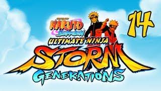 Naruto Shippuden Ultimate Ninja Storm Generations - Walkthrough Part 14 Uchiha Sasuke And Closing