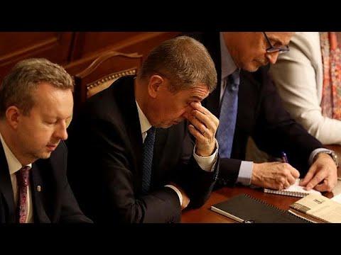 Τσεχία: Στη δίνη της ακυβερνησίας