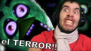 HAZ CLICK AQUI... SI TE ATREVES | Five Nights At Freddy's - JuegaGerman
