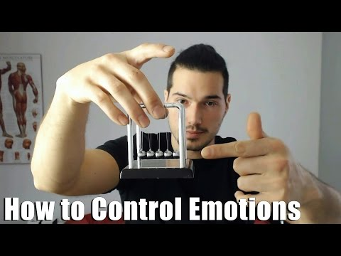 how to control emotions and thoughts