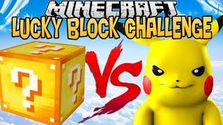 Video NEW LUCKY BLOCK VS PIKACHU ! | LUCKY BLOCK CHALLENGE |[FR] MP3, 3GP, MP4, WEBM, AVI, FLV November 2017