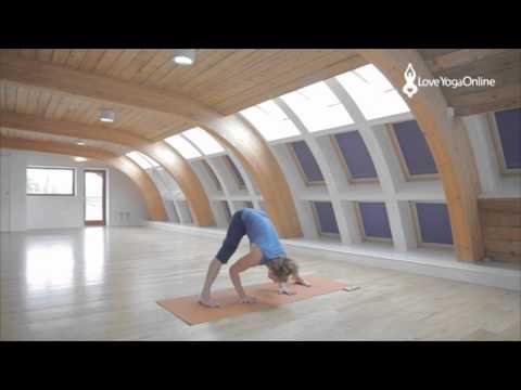 Anusara Inspired Yoga with Jock