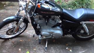 6. 2006 Harley Sportster 883 XLC