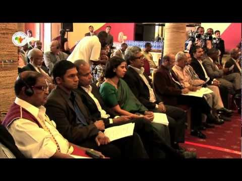 Blending Borders: Africa India Forum Summit