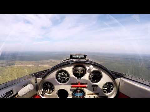 Полет на планере