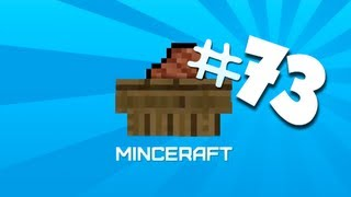 Let's Play - MinceRaft: Episode 73 - Going Nether Exploring and Fixing Stuff!