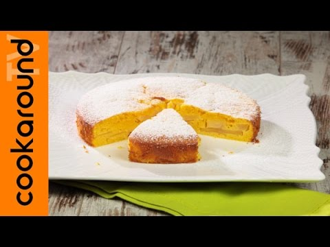 torta di mele capovolta - la videoricetta