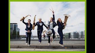 Mobile Damenband Berlin - BrassAppeal