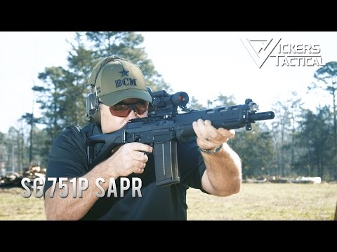 Video SG 751P Sapr Precision Rifle download in MP3, 3GP, MP4, WEBM, AVI, FLV January 2017