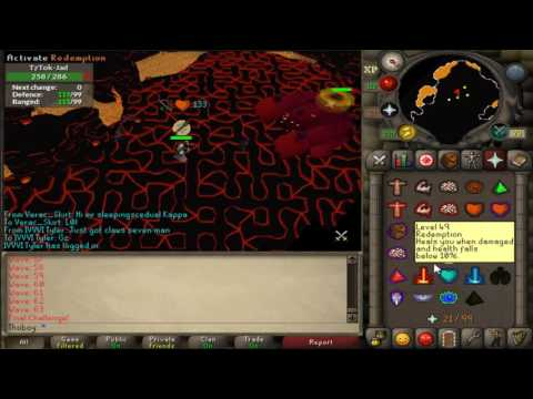 Twisted bow vs Jad How high could i hit? out hit healers!