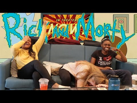 """Rick and Morty - Season 1 Episode 8 """"Rixty Minutes"""" REACTION!"""