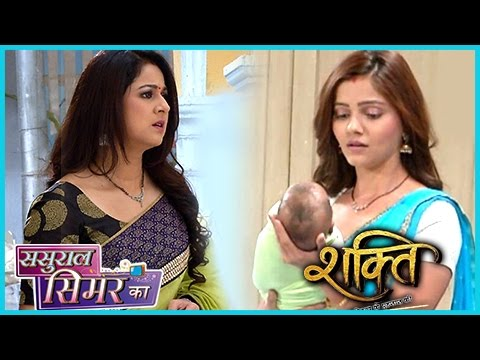 Simar Found Saumya Son In The Show Sasural Simar K
