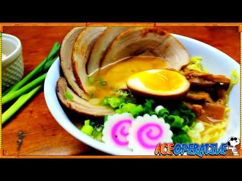 The Story of The Ichiraku Ramen Shinobi - Cooking With Ace