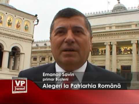 Alegeri la Patriarhia Română