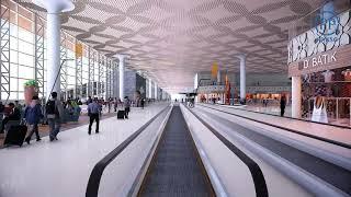 Video Suasana Terminal Keberangkatan dan Kedatangan NYIA Bandara Baru Kulonprogo Yogyakarta MP3, 3GP, MP4, WEBM, AVI, FLV Oktober 2018