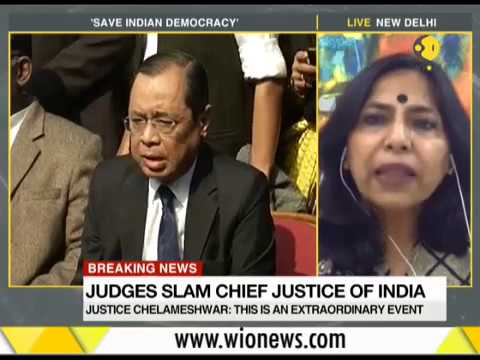 Video Breaking News: Indian Supreme Court judges brief media download in MP3, 3GP, MP4, WEBM, AVI, FLV January 2017
