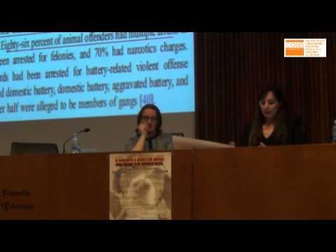 Jornadas SPERA - 14/11/13 - 04 - La violencia hacia los animales