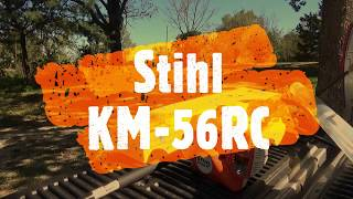 3. Stihl KM 56 RC Kombi with extension and pole pruner review