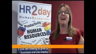 HR2day Seminar on how to implement human resources working practices