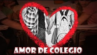 �Amor de colegio  Rap Romantico 20162017 Mc Richix Ft Jennix
