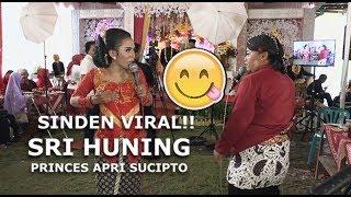 SINDEN VIRAL!! SRI HUNING VOKAL PRINCES APRILIA SUCIPTO   CS DIRHAM PUTRA