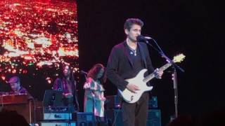 Video Rosie - John Mayer CRAZY SOLO JAM Live O2 Arena, The Search for Everything Tour MP3, 3GP, MP4, WEBM, AVI, FLV Desember 2018