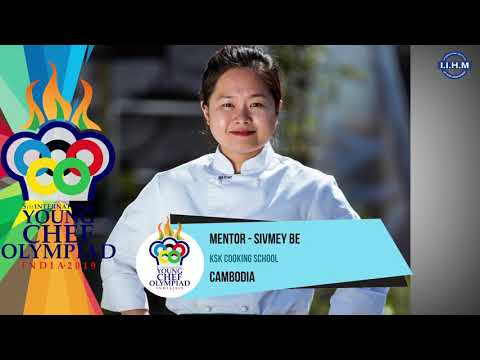 CAMBODIA | KSK Cooking School| YCO2019