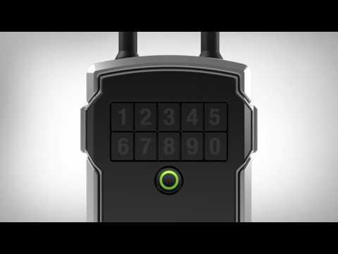 Guarda llaves Bluetooth 5440D y 5441D - Cómo cambiar la batería