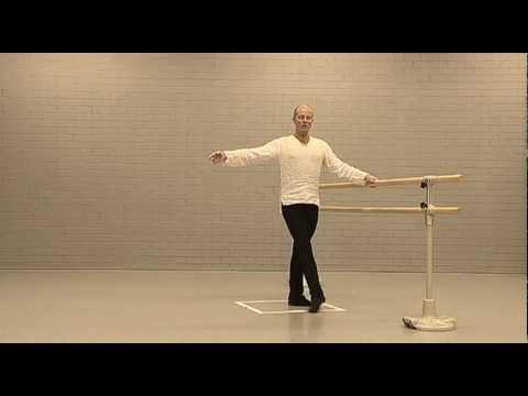 Basic Ballet Jete