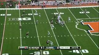 Michael Buchanan vs Western Michigan (2012)