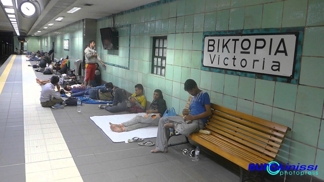 Από τη Βικτώρια στο τάε κβο ντο οι πρόσφυγες