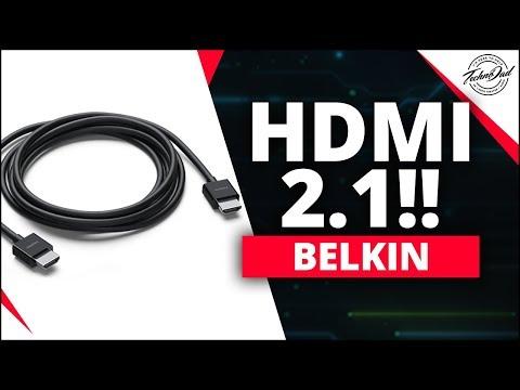 HDMI 2.1 Spec | Belkin Ultra High Speed HDMI Cable