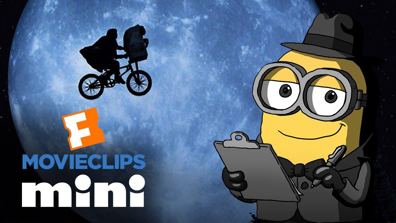 Movieclips Mini: E.T.: The Extra-Terrestrial – Brian the Minion (2015) Minion Movie HD #Estrenos #Trailers