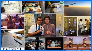 Oman Air Flight Review : WY815 Muscat To Bangkok By KonstiYH